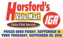 ValuMart IGA Weekly Specials